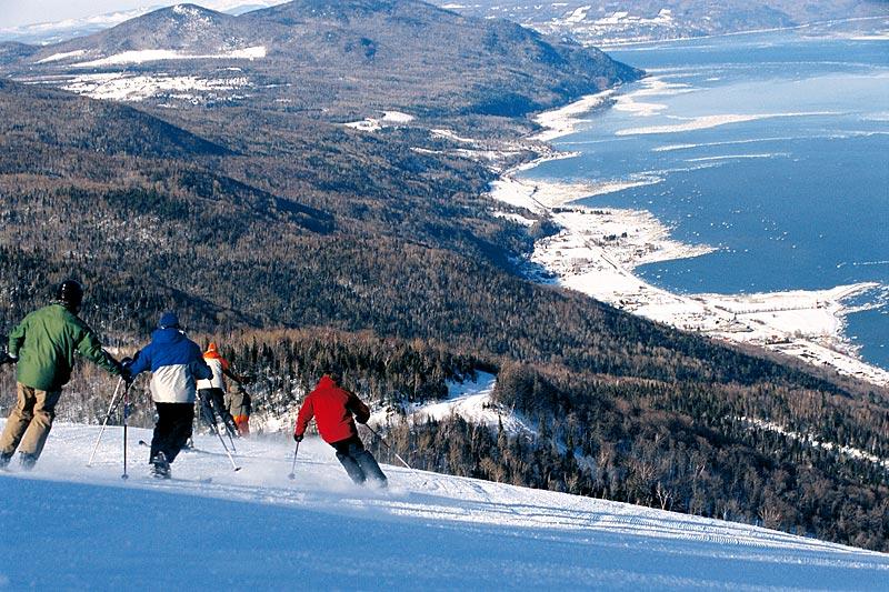 Canada Skiing Holiday Top 10